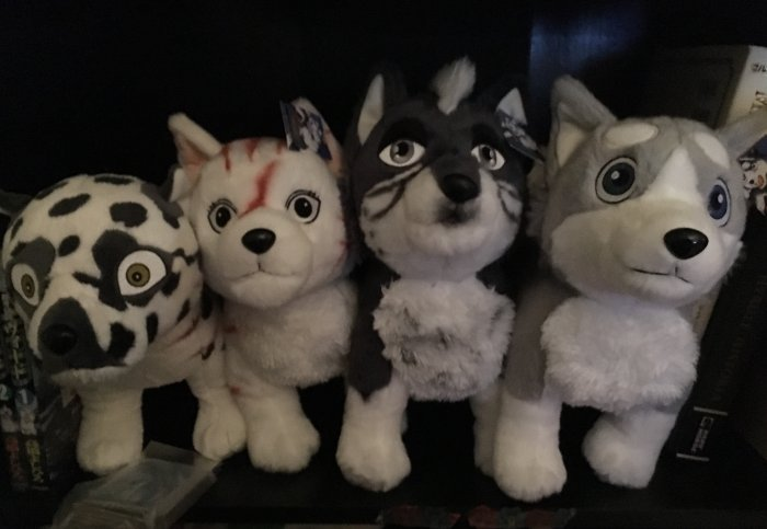 PurePlastic Plush